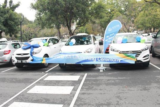 Norland South Africa - Launch Ceremony - Car Promo