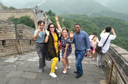 Norland South Africa - Beijing Promo Trip 1