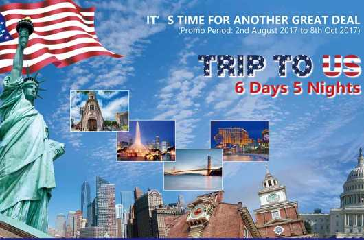 Norland South Africa - USA Trip Banner 1