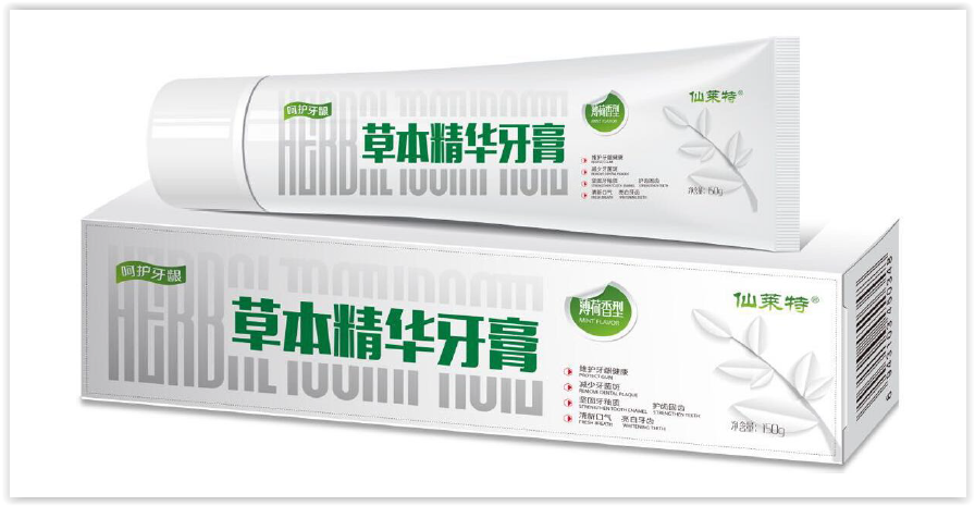Norland South Africa - Norland Nigeria - Sunlit Herbal Toothpaste - Presentation